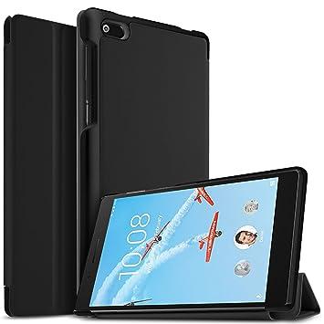 IVSO Lenovo Tab 4 7 TB-7504X Funda Case, Slim Smart Cover ...