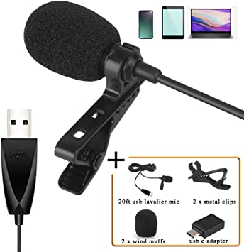 Mini USB Noise Cancelling Speech KTV Mic Microphone for PC Desktop Computer Mac