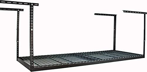 MonsterRax-3×8 Overhead Rack Hammertone, 24 -45