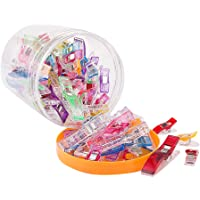 rechel Clips 100-Pack (75+ 25) -Todos propósito Craft