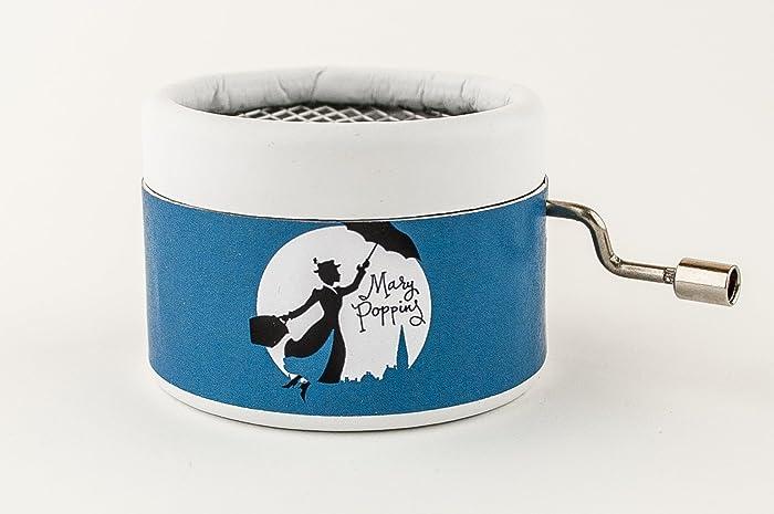 Caja de música Mary Poppins con envío gratuito
