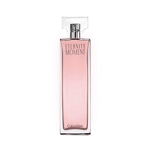 Calvin Klein Eternity Moment for Women Eau de Parfum, 100 ml