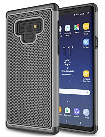 Amazon.com: Carcasa para Samsung Galaxy Note 9, Jeylly [a ...