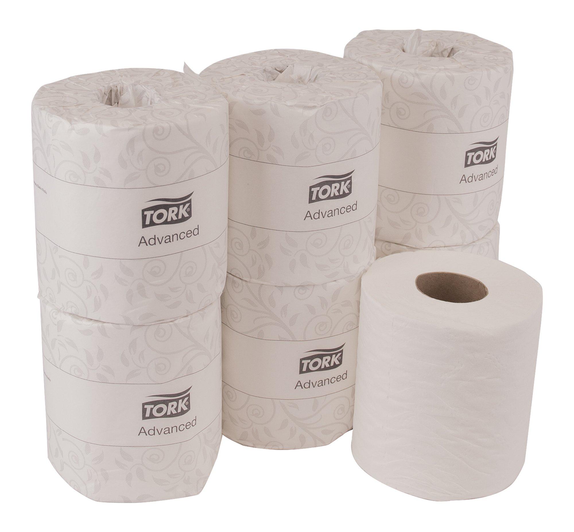 Tork Advanced TM6180 Soft Bath Tissue - rolls