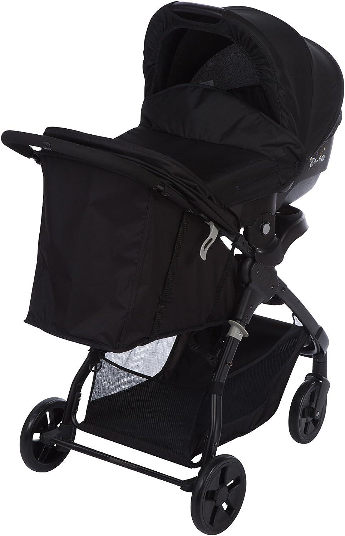 Safety 1st Trío Amble - Silla de paseo con capazo y portabebés ...