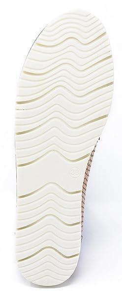 BOBERCK Colección Thea Zapato de Piso Bajo Estilo Náutico de Cuero para  Mujer  Amazon.com.mx  Ropa 7c2c900c8810
