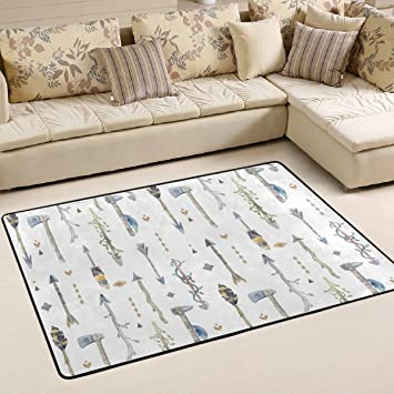 Alaza Super Bequem Antirutsch American Pfeile Bereich  Teppiche/Fußmatte/Bezug Teppiche Mit Kleine Menge