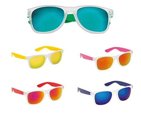DISOK Lote de 25 Gafas de Sol Protección UV400 - Gafas de Sol Baratas Online, Fiestas, Promociones Unisex, Hombres, Mujeres