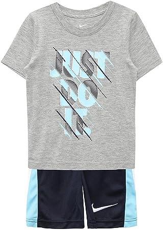 ensemble short tee shirt nike