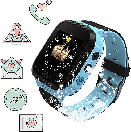Amazon.com: Benobby - Reloj inteligente para niños y niñas ...