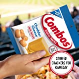 Combos Cheddar Cheese Cracker Baked Snacks 15-Ounce Bag