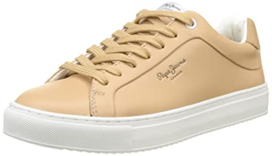 Pepe Jeans Damen Adams Basic W Sneaker