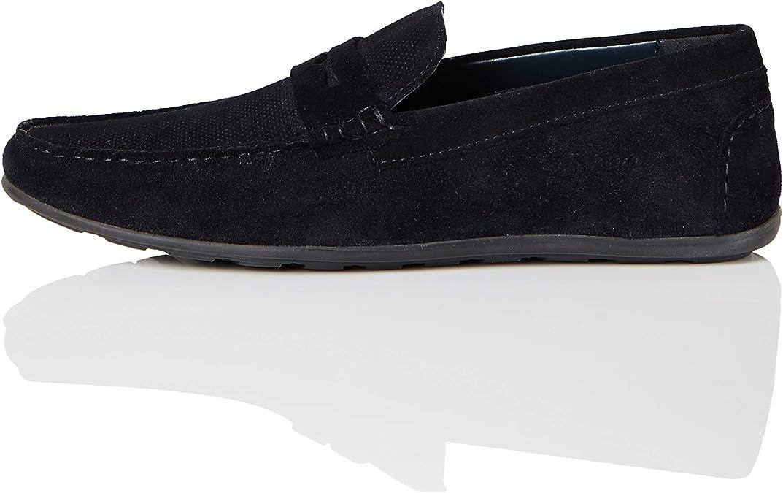 Marca Amazon - find. Alto - Mocasines Hombre: Amazon.es: Zapatos y complementos