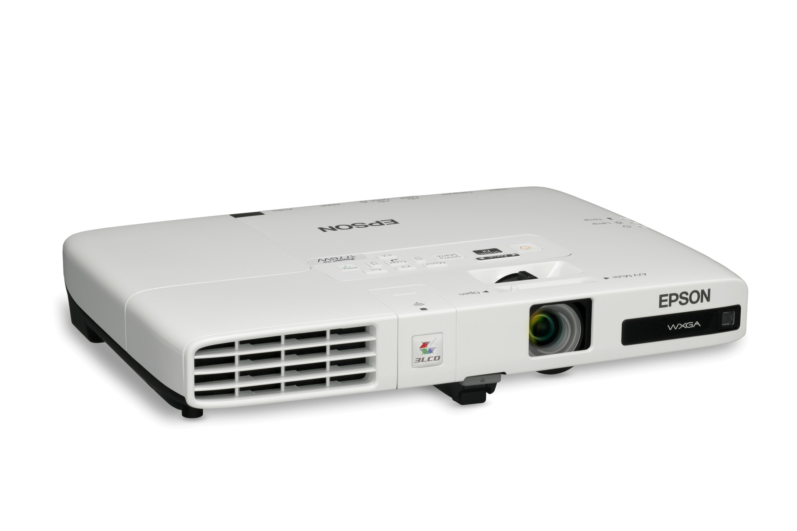 Epson PowerLite 1776W Widescreen Business Projector (WXGA Resolution 1280x800) (V11H476020) by Epson