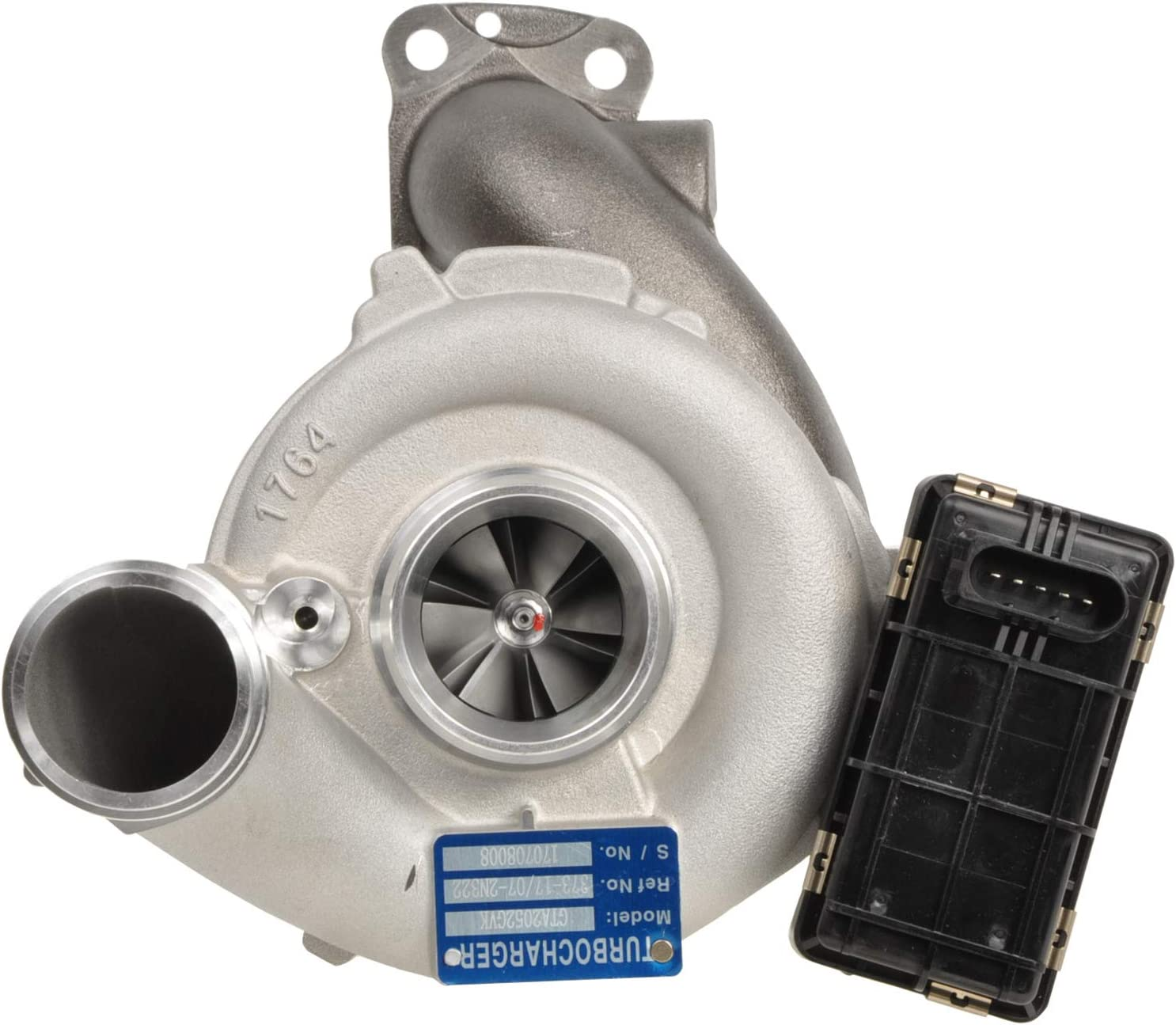 Cardone Select 2N-322 New Turbocharger 1 Pack