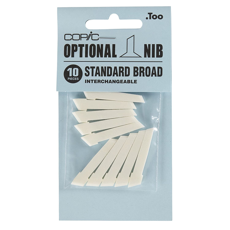 Copic Marker Standard Broad Nib STDBRDN