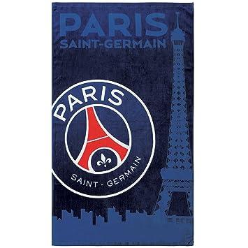 psg- toalla - Toalla de baño/playa Paris Saint Germain Neymar Cavani Verratti: Amazon.es: Deportes y aire libre