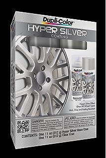 Amazon.com: Dupli-Color HWP101 Silver High Performance Wheel Paint ...