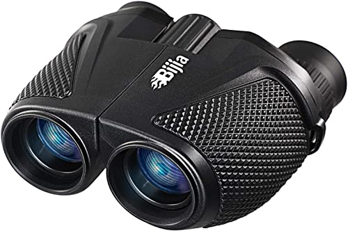 G4Free 12×25 Compact Binocular for Adults Small Lightweight Binoculars High Powered for Bird Watching Traveling