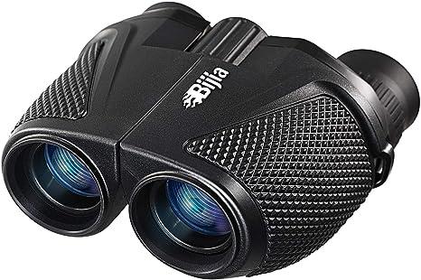Best compact binoculars : G4Free 12x25 Compact Binoculars(BAK4,Green Lens