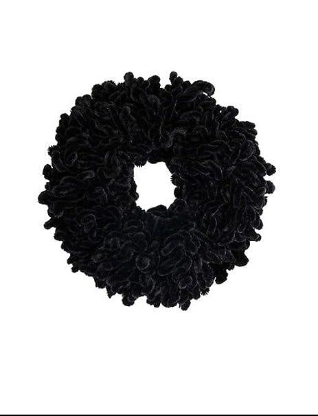 Hijab Volumising Scrunchie Bun Large Maxi Scarf Flower Clip Khaleeji Volumiser
