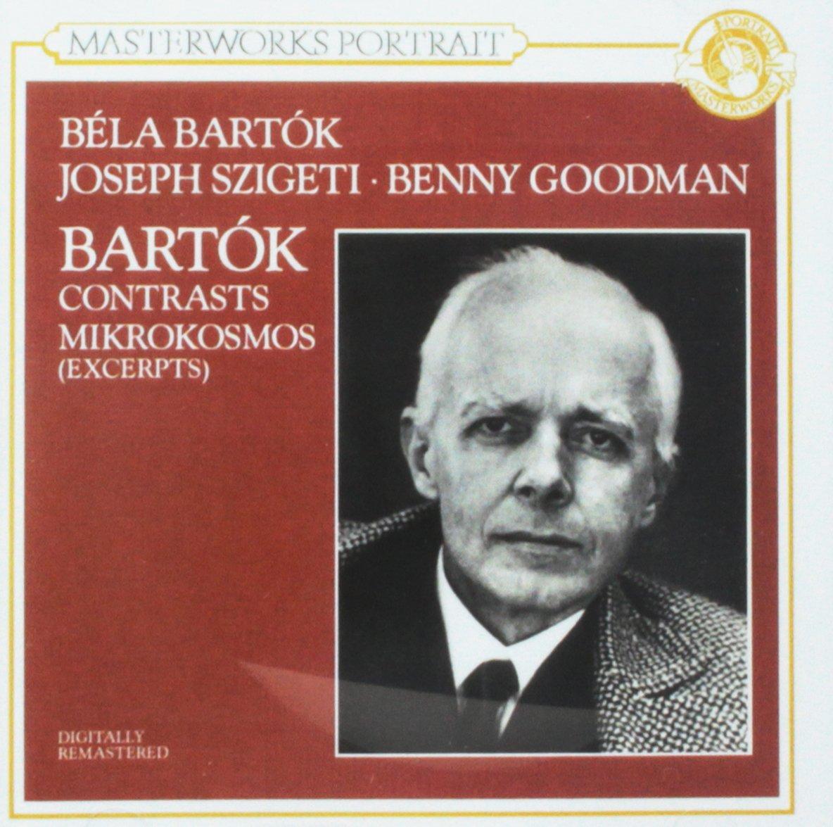 Contrasts Mikrokosmos by CBS Records