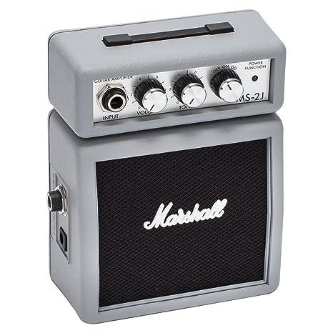 Verstärker - Marshall - Micro Amp.Sonderedition - Silver Jubilee