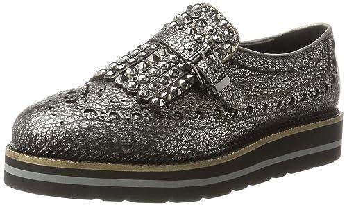 Alma en Pena I17455, Mocasines para Mujer, Gris (Pewter), 39 EU: Amazon.es: Zapatos y complementos