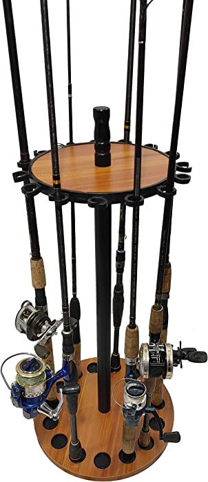 Top 10 Multiple Fishing Rod Holder For The Home
