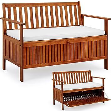 DEUBA GmbH & Co. KG. Banc de jardin pour 2 personnes en bois ...