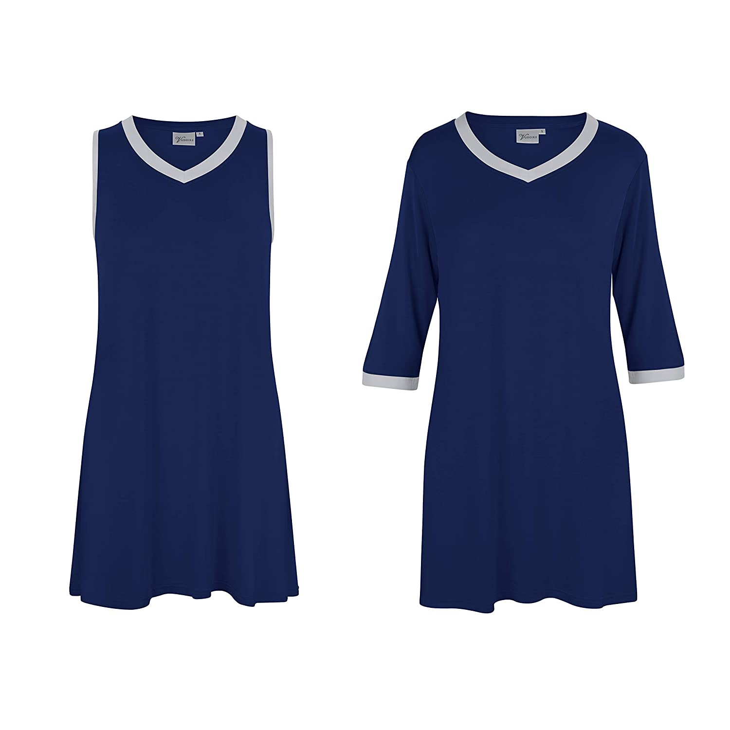 2 Piece Bamboo Pajamas for Women Set | Womens Nightgowns | Wicking Night Gown