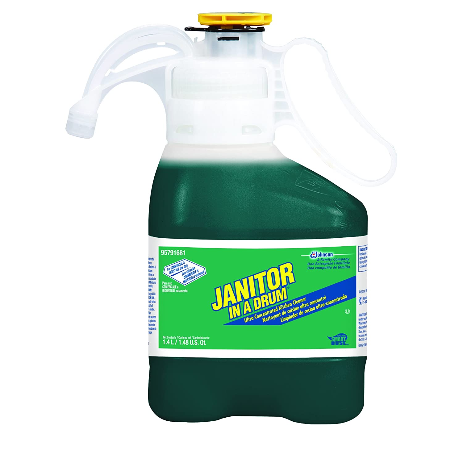 Industrial Kitchen Cleaning Products 1. Amazon Com Diversey Janitor In A Drum Ultra Concentrated Kitchen Cleaner 47 3 Ounce Case Of 2 Industrial Scientific