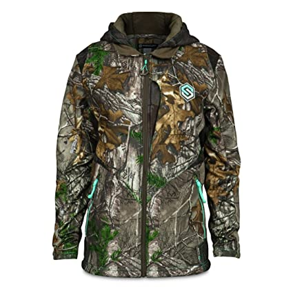 bd9811b07a3a4 Image Unavailable. Image not available for. Color: ScentLok Women's Full  Season TAKTIX Hunting Jacket ...