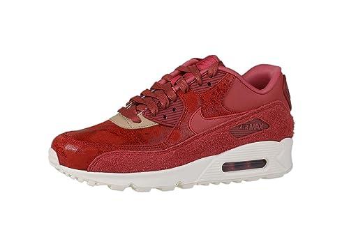 grossiste 269fe 125a1 Nike , Baskets pour Femme Rouge Rouge