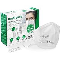 medisana FFP2 adembeschermingsmasker stofmasker ademmasker, RM 100, stofbeschermingsmasker mondbeschermingsmasker 10…