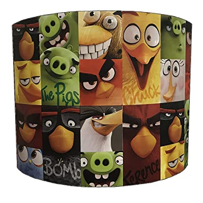 20,3cm Angry Birds pour enfant Abat-jour pour une lumière Ceiiling, 20,3 cm