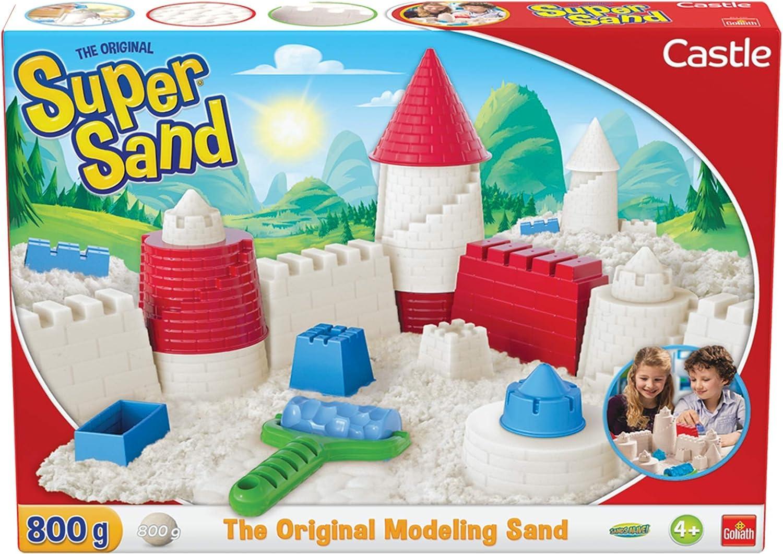 Goliath Super Sand Castillo, Color Blanco (383330.006)