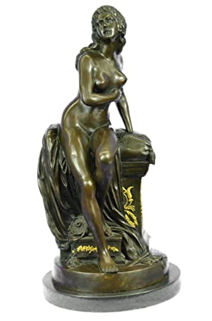 Amazon.com: Handmade European Bronze Sculpture AFTER P.J