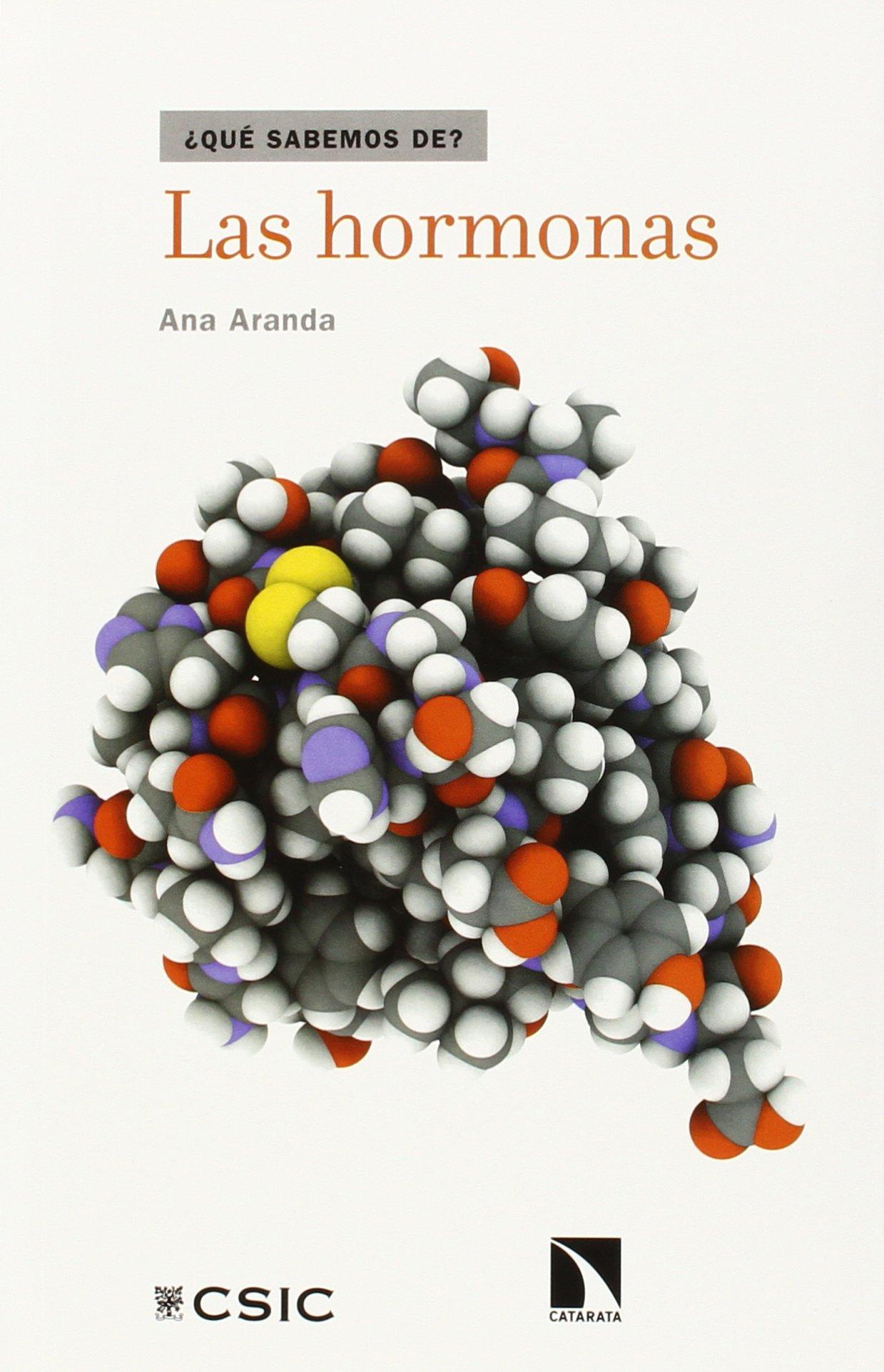 Las hormonas (¿que Sabemos De?): Amazon.es: Ana Aranda Iriarte: Libros