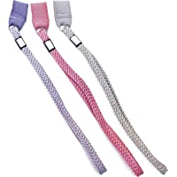 Country Canes Triple Pack of Walking Stick Wrist Straps/Wrist Loops (Pastel Pack)