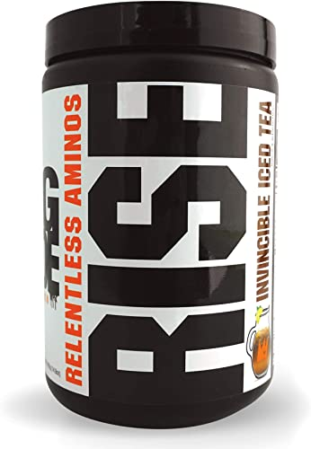 GCode Rise Relentless Aminos Invincible Iced Tea Recovery Elixir
