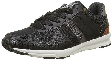 f67cb698fcd812 Levi's Baylor, Baskets Homme: Amazon.fr: Chaussures et Sacs