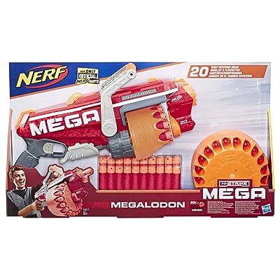 NER MEGA Megalodon: Toys & Games