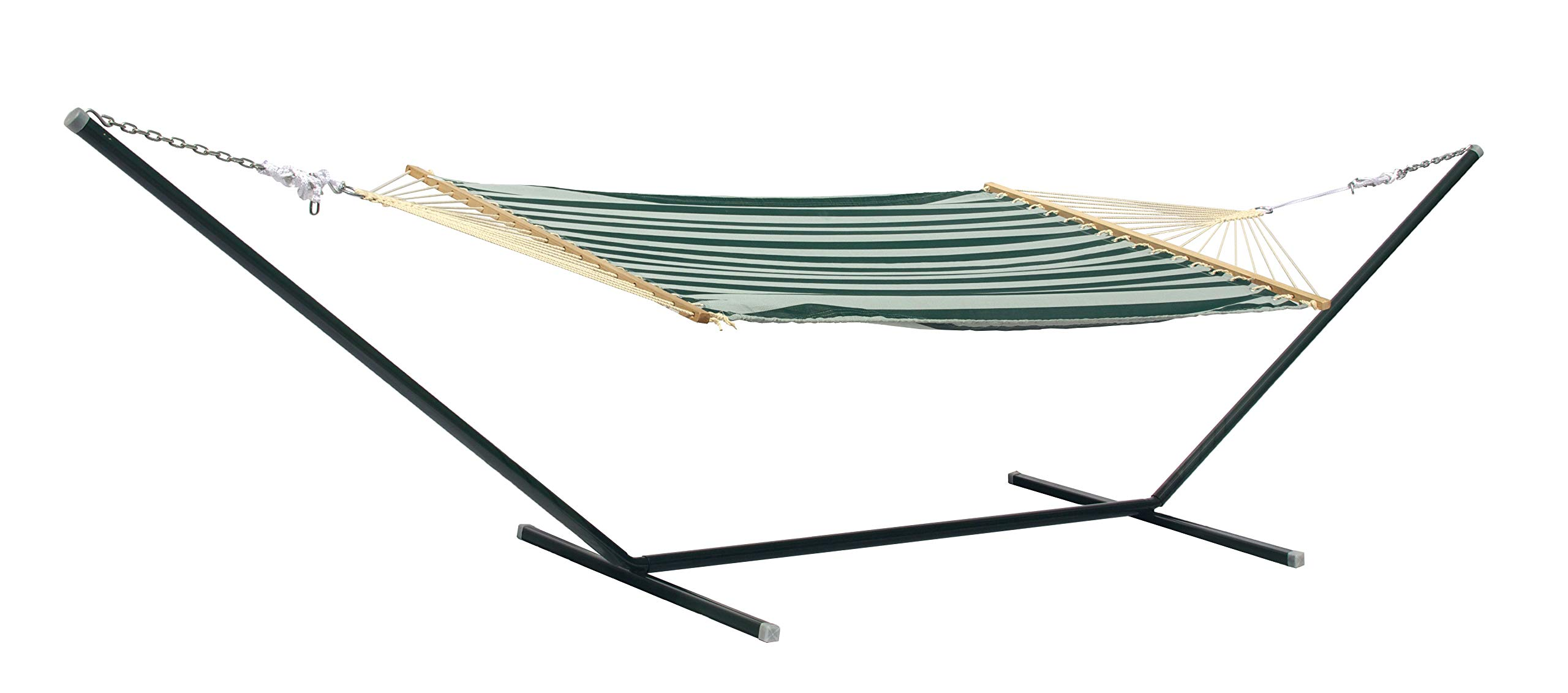 Texsport Sunset Bay Hammock with Stand Easy Set Up