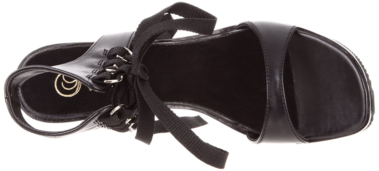 Pleaser Vogue-35 - Sexy Sexy Sexy High Heels Mini Plateau Sandaletten 35-43, Größe EU-36 US-6 UK-3 3bb2c4