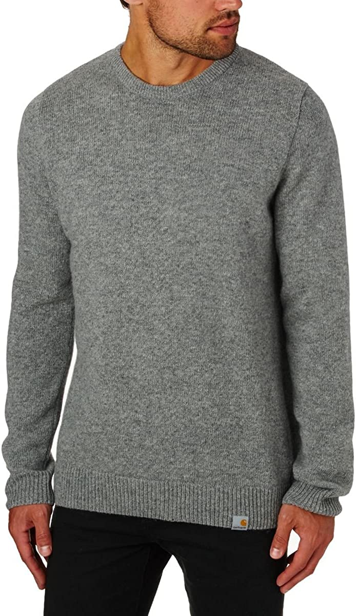Grey Heather Maglione Allen Sweater CARHARTT WIP