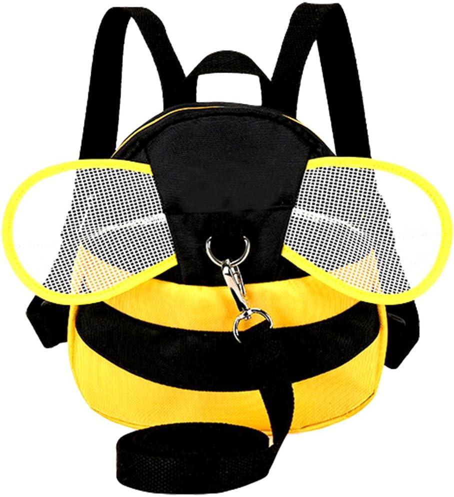 Xiaoyu abeja con alas bebé caminando arnés de seguridad riendas ...