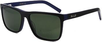 f98d1edbd2e Men Acetate Square Shape Polarized UV400 Lens Sunglasses