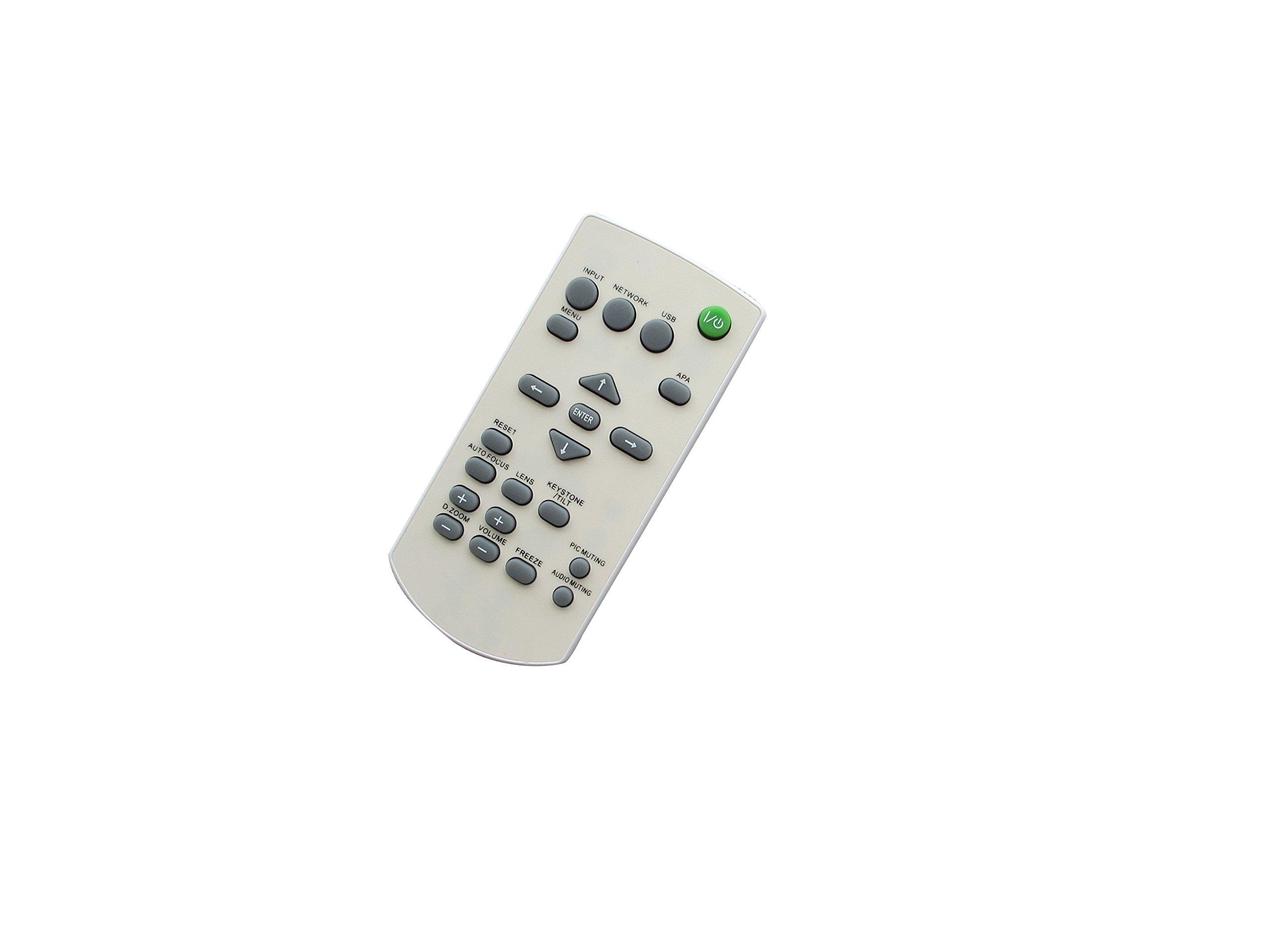 HCDZ Universal Replacement Remote Control Fit For Sony RM-PJ18 VPL-PWZ10 VPL-PX35 VPL-VW10HT VPL-HW10 3LCD Projector