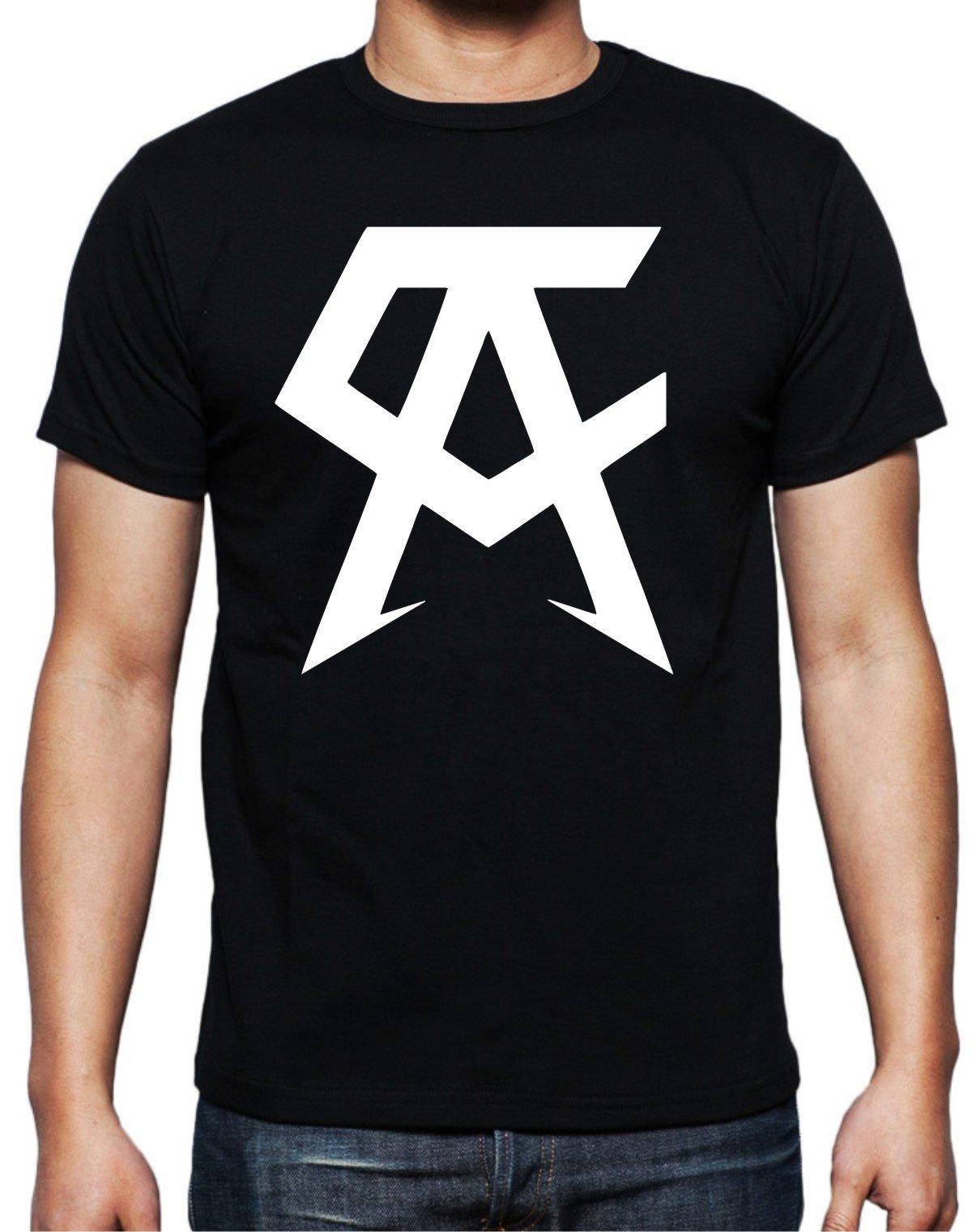 Myos Canelo Black Tshirt